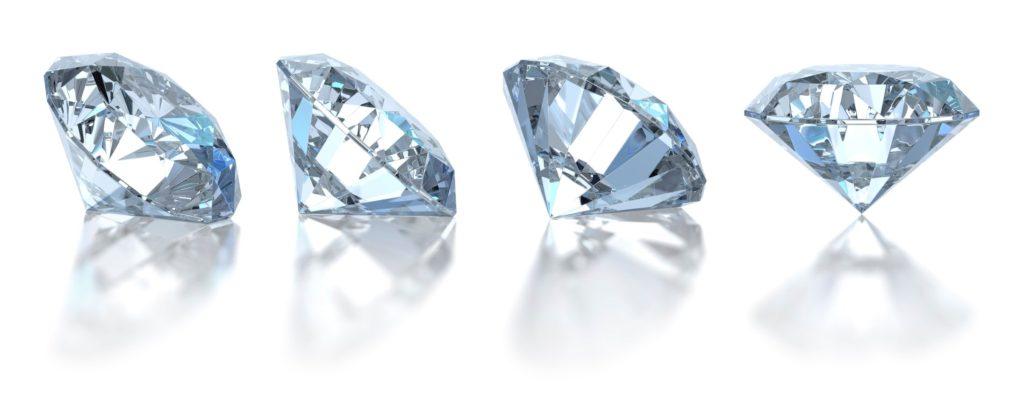 loose diamonds png